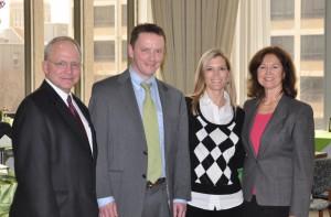 Michael Hennessey, Dr. Sean O'Mahony, Dr. Stacie Levine, Rosa Berardi